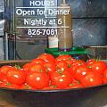 Red Tomatoes by Kris Hiemstra