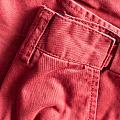 Red Trousers by Tom Gowanlock