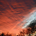 Red Velvet Sky by Brian Wallace