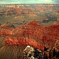 Red Vista by J Allen