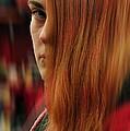 Red  by Vor Spicer