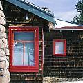 Red Windows by Matt Swinden