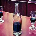 Red Wine by Lana Enderle