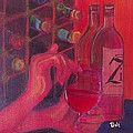 Red Wine Room by Debi Starr