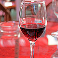 Red Wine by Tony Murtagh
