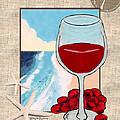 Red Wine by William Depaula