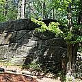 Redemption Rock Princeton Massachusetts by Spirit Baker
