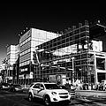 redevelopment of the imperial palace casino Las Vegas Nevada USA by Joe Fox