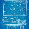 Redgrave Bagatelle Patent Art 1871 Blueprint by Ian Monk