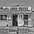 Red's Java House San Francisco By Diana Sainz by Diana Raquel Sainz
