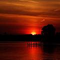 Redsky by Scott B Bennett