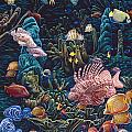 Reef Three by JQ Licensing