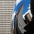 Reflected City by Joe Bonita