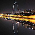 Reflected St. Louis by C H Apperson