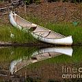 Reflecting Canoe by Lloyd Alexander