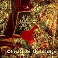 Reflecting Christmas 2013 by Deb Buchanan
