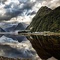 Reflecting On Milford by Chris Cousins