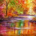 Reflection by Ann Marie Bone