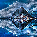 Reflection Lake by Luther Barnett