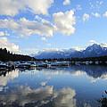 Reflection Lake by Mike Podhorzer