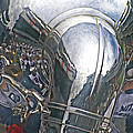 Reflection Of The Marching Band by Tom Gari Gallery-Three-Photography