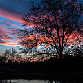 Twilight Reflections by Charles Hite