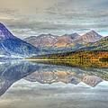 Reflections Along The Seward Highway - Alaska by Bruce Friedman