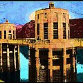 Reflections At Hoover Dam by Glenn McCarthy Art and Photography