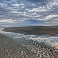 Reflections At Low Tide by Debra and Dave Vanderlaan