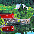 Reflections by Barbara Griffin