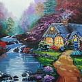 Reflections Cottage by Jenny Lee