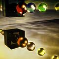 Reflections IIi by Ramon Martinez