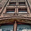 Reflections In A Window by Jon Cody