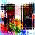 Reflections In Technicolor by Miriam Danar