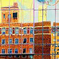 Reflections Of A City by Susan Stone