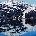 Reflections Captured In Alaska # 1 by Marcus Dagan