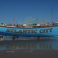 Reflections Of Atlantic City by Joshua House