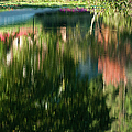 Reflections Of Colours  by Optical Playground By MP Ray
