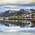 Reflections Of Iceland by Alexey Stiop