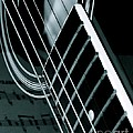 Reflections Of Music  by Lisa  Telquist