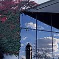 Reflections Of Spokane by Sharon Elliott
