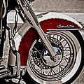 Reflections On A Motorcycle by Tom Gari Gallery-Three-Photography