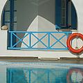 Reflections Santorini Island by Colette V Hera  Guggenheim