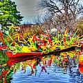 Reflective Boat by Debbi Granruth
