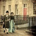 Regency Couple by Jill Battaglia
