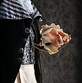 Regency Man With A Pocket Watch by Lee Avison