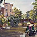 Regent S Park Canal by Julian Barrow