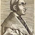 Regino Von Prum Also Known As Reginon by Mary Evans Picture Library