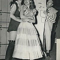 Rehearsal For ``dick Whittington� At The Palladium by Retro Images Archive