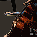 Rehearsing Dumbarton Oaks by David Bearden
